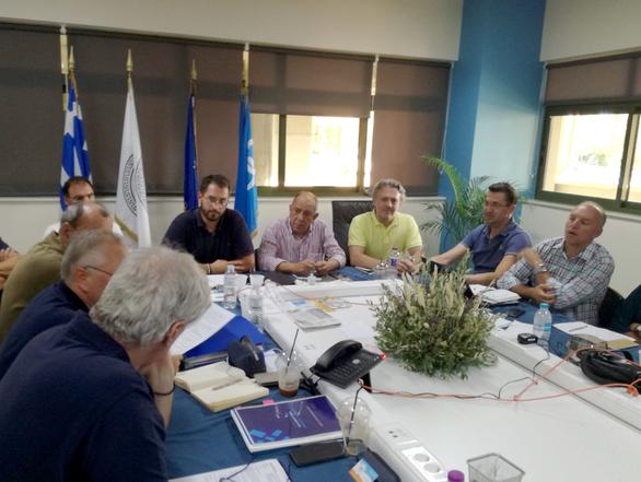 Πάτρα: Ολοκληρώθηκε η τελευταία επιθεώρηση της συντονιστικής επιτροπής της ΔΕΜΑ