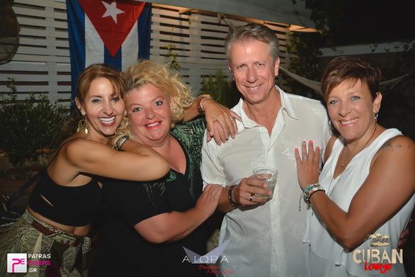 Cuban Lounge Nights at Αιώρα 07-08-19