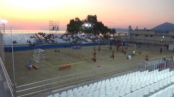 Ξεκίνησε η μεγάλη γιορτή του αθλητισμού στην Πάτρα! (pics+video)