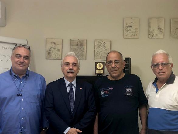 Πάτρα: Σημαντική η συμβολή του Ελληνικού Ερυθρού Σταυρού στο Test Event