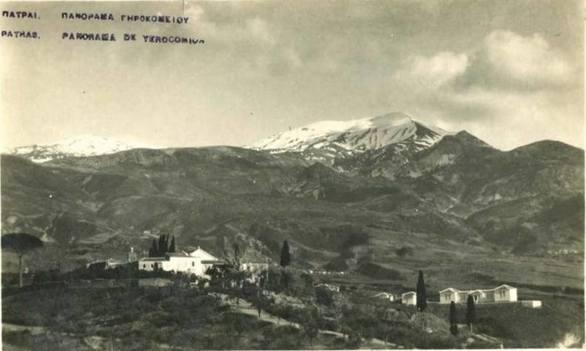 Η Ιερά Μονή Γηροκομείου... ταξιδεύει στο παρελθόν (pics)