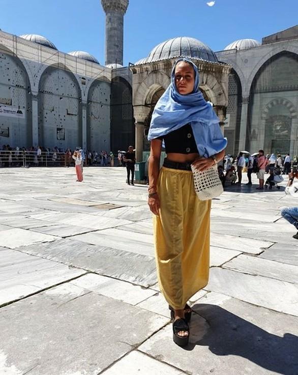 Στην Τουρκία βρίσκεται η Κατερίνα Δαλάκα