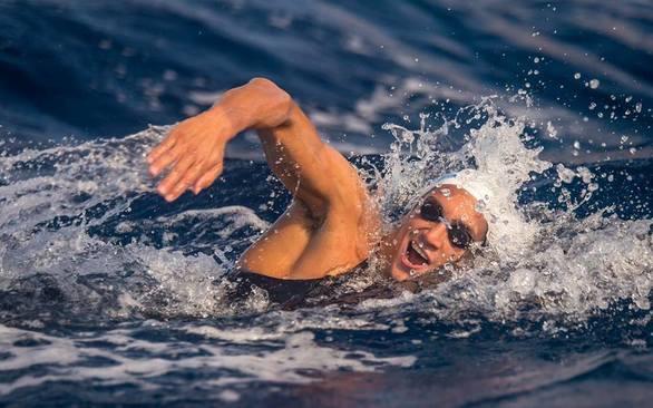 Στην Πάτρα για τους Παράκτιους, ο πρωταθλητής κολύμβησης ανοιχτής θάλασσας, Γιώργος Αρνιακός!