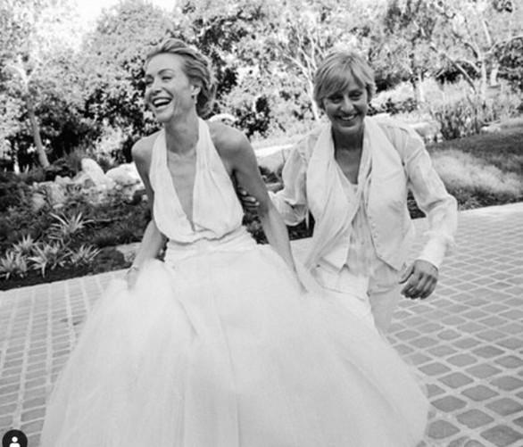 Ellen DeGeneres: To τρυφερό μήνυμα για την επέτειο του γάμου της με την Portia de Rossi!
