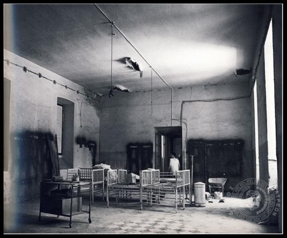 Θάλαμος ασθενών, 1933 - Φωτο - paliapatra.gr