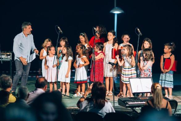 Οινοξένεια 2019: Η γιορτή ξεκίνησε από την παραλία Αιγίου, τιμώντας τη «Δική μας θάλασσα» (φωτο)
