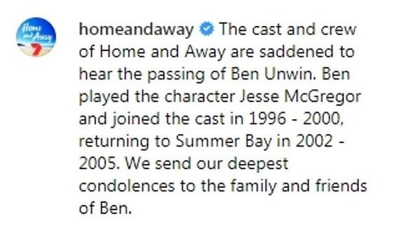 Νεκρός στο σπίτι του βρέθηκε ο ηθοποιός, Μπεν Άνγουιν