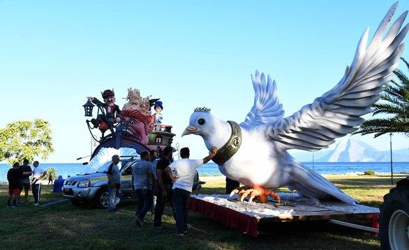 """Πάτρα: Το Καρναβάλι """"μεταφέρθηκε"""" στο Νότιο Πάρκο (φωτο)"""
