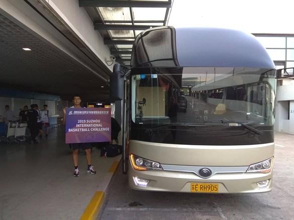 Στην Κίνα η Εθνική Ελλάδος - «Τρέλα» για τον Γιάννη Αντετοκούνμπο (φωτο)