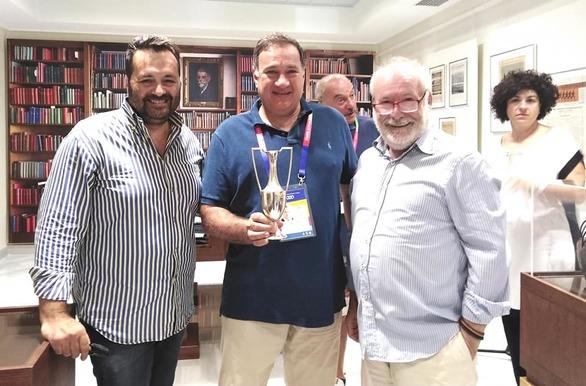 Πάτρα: Η έκθεση για την εποχή της 1ης Ολυμπιάδας που διεξάγεται στο σπίτι του Κωστή Παλαμά
