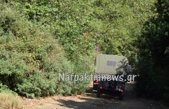 Δυτική Ελλάδα: Βρέθηκε χειροβομβίδα στην Άνω Βασιλική Ναυπακτίας (pics+video)