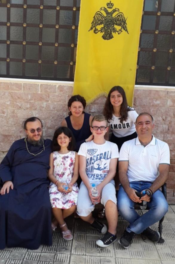 Πατρινοί στο καλοκαιρινό πανηγύρι στην Μαραθούσα Χαλκιδικής (φωτο)