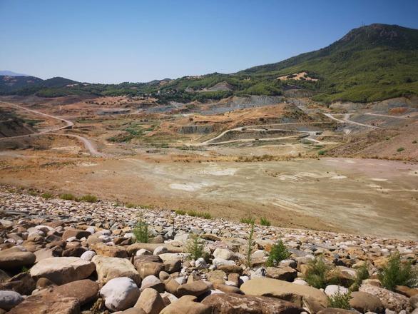 Πάτρα: Σημαντική μέρα για το φράγμα Πείρου - Παραπείρου - Ξεκίνησε να γεμίζει με νερό (pics)