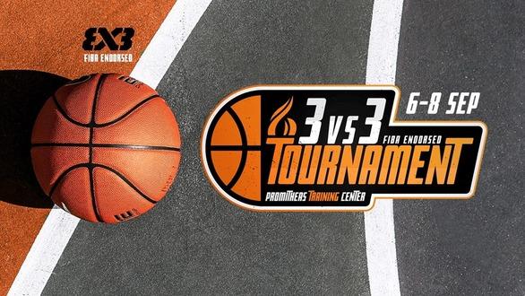Promitheas 3vs3 Fiba Endorsed Tournament