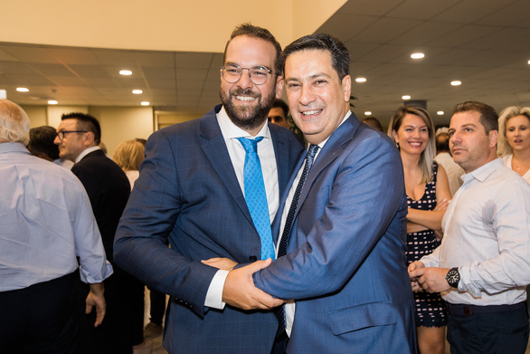 Ορκωμοσία Περιφερειακού Συμβουλίου Δυτικής Ελλάδας 29-08-19 Part 3