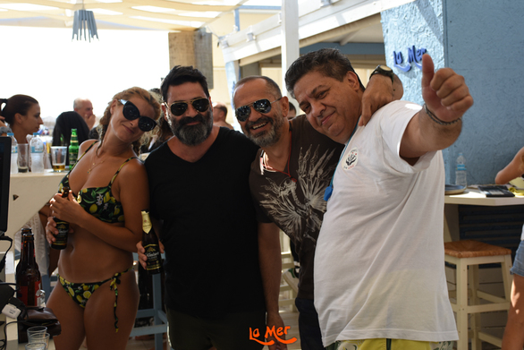 The Stagio Flashback Project at La Mer 01-09-19 Part 2/2