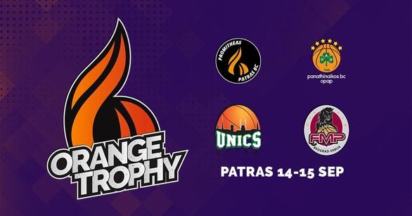 Προμηθέας Πατρών - Κυκλοφόρησαν τα εισιτήρια για το διεθνές φιλικό τουρνουά «Orange Trophy»
