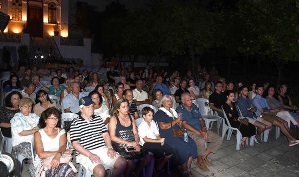 Μαγευτικές μελωδίες και ποίηση συνδυάστηκαν σε μια μοναδική βραδιά στην Πάτρα! (pics)