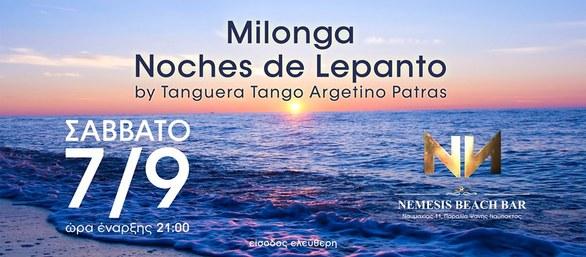Noches de Lepanto by Tanguera at Nemesis