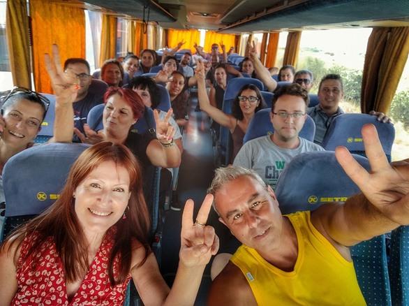 Εργαζόμενοι της Πάτρας και σωματεία στον δρόμο για τη Θεσσαλονίκη