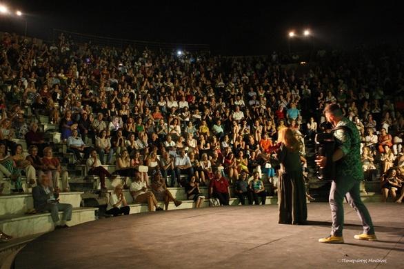 Μια μαγική βραδιά χάρισε η Ευανθία Ρεμπούτσικα στους Πατρινούς (φωτο)