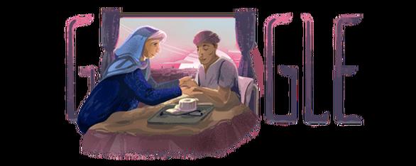 Τη Ruth Pfau τιμά το doodle της Google