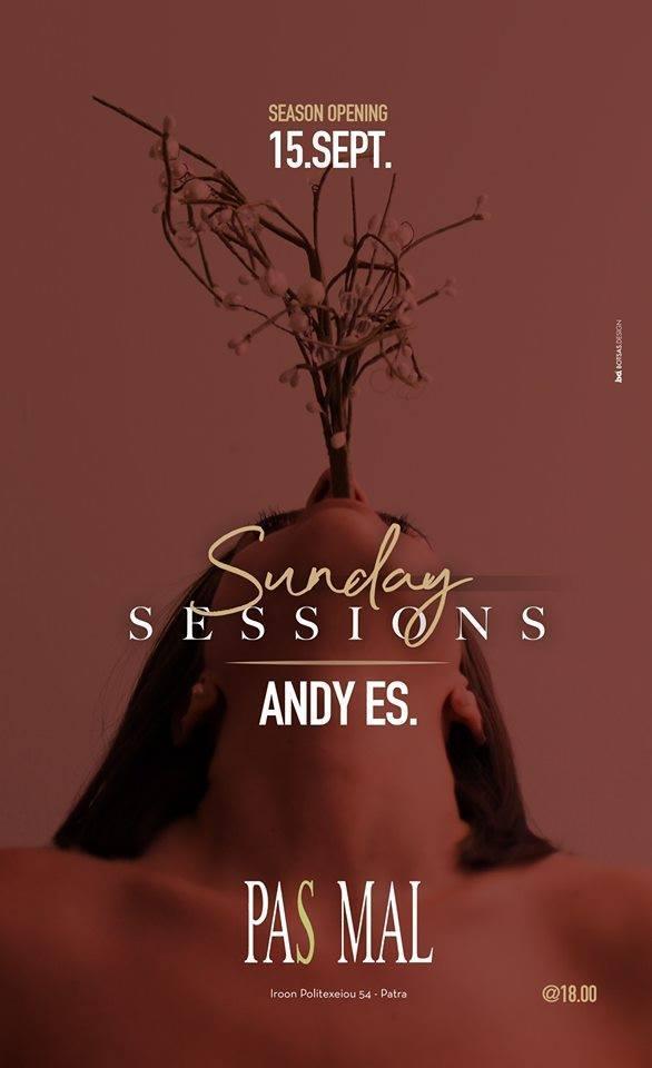 Η συνήθεια που έγινε λατρεία - Τα Sunday Sessions ξεκινούν στο Pas Mal!