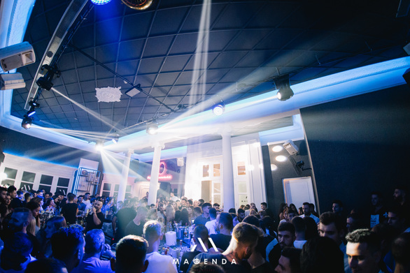 Greek Night at Magenda Night Life 08-09-19