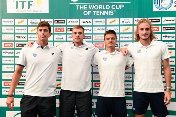 Davis Cup: Την Πέμπτη το κρίσιμο ματς της Εθνικής Ελλάδας, με αντίπαλο την Πολωνία