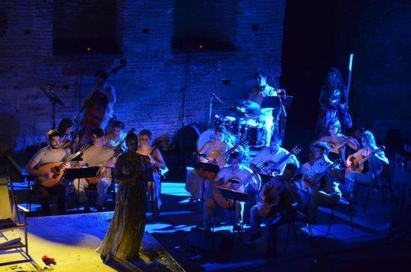 """Η όπερα """"Ήρα"""" μάγεψε το κοινό της Πάτρας (φωτο)"""