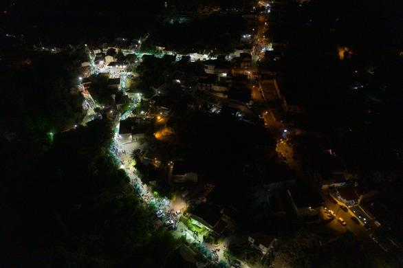 """""""Βούλιαξε"""" η Χαλανδρίτσα  - Πάνω από 10.000 επισκέπτες στην 18η Αγροτική Έκθεση (φωτo)"""