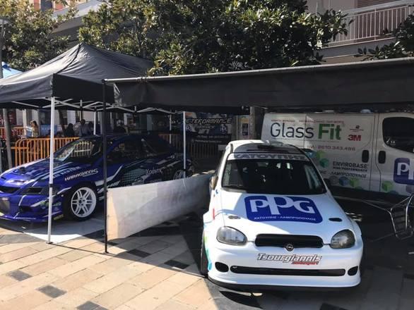 Στο ρυθμό του Pick το κέντρο της Πάτρας - Τα οχήματα που ξεχώρισαν (pics)