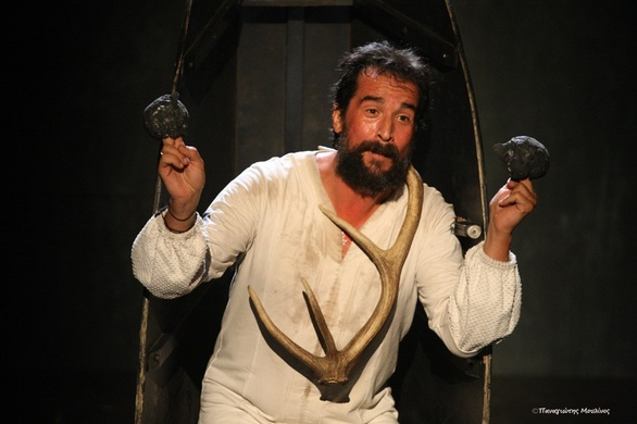 Ο Ριχάρδος Β' καθήλωσε τους θεατές στο Ρωμαϊκό Ωδείο της Πάτρας!