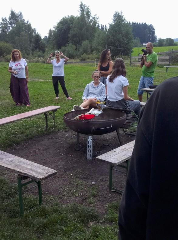 Στο γραφικό Klaffer της Αυστρίας εθελοντές του Αχαϊκού Ινστιτούτου Εκπαίδευσης Ενηλίκων (pics)