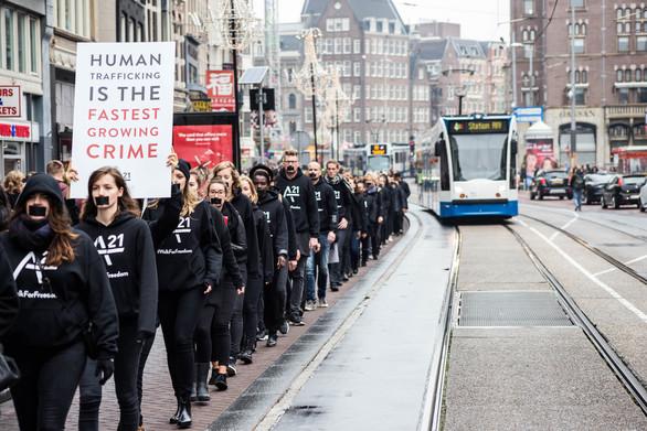Walk For Freedom - Πορεία στην Πάτρα, με στόχο την αφύπνιση & ενημέρωση του κοινού για την εμπορία ανθρώπων!
