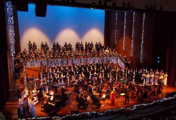 Πάτρα: Ξεκίνησαν οι ετοιμασίες για το Χριστουγενιάτικο Κοντσέρτο της Πολυφωνικής