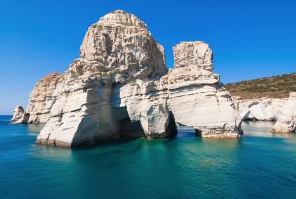 CNN: Η Μήλος ένα από τα 10 ομορφότερα νησιά του κόσμου
