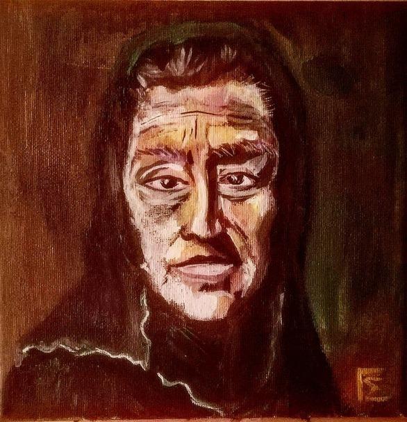 Γνωστός Έλληνας ηθοποιός έγινε ζωγράφος (φωτο)