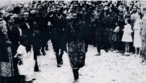 Η Πάτρα γιορτάζει την απελευθέρωσή της από τα γερμανικά στρατεύματα κατοχής