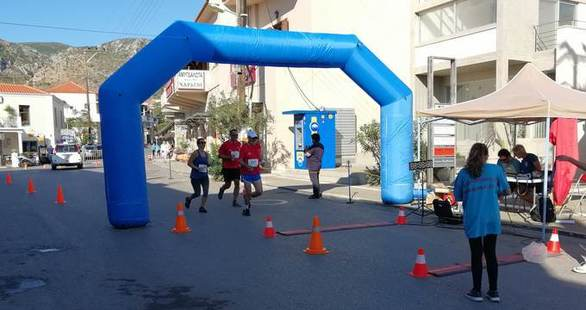 """Η Μονεμβασιά κινήθηκε σε ρυθμούς """"Run Challenge"""" (φωτο)"""