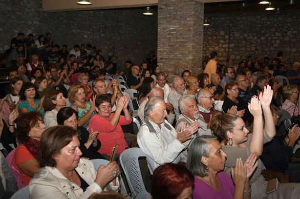Ολοκληρώθηκαν οι εκδηλώσεις για την 75η επέτειο απελευθέρωσης της Πάτρας (pics)