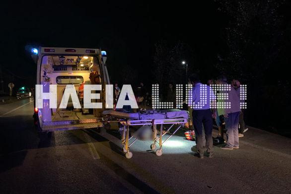 Πατρών - Πύργου: Σοβαρό τροχαίο στη Γαστούνη - Στη ΜΕΘ 47χρονος δικυκλιστής (φωτο)