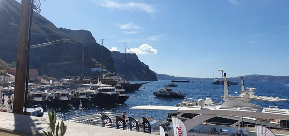 Πατρινή πήρε μέρος στο Santorini Experience 2019 (pics+vids)