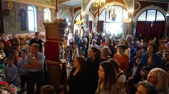 Πάτρα: Εορτάστηκε η 17η επέτειος επανακομιδής της Τιμίας Κάρας της Αγίας Ειρήνης