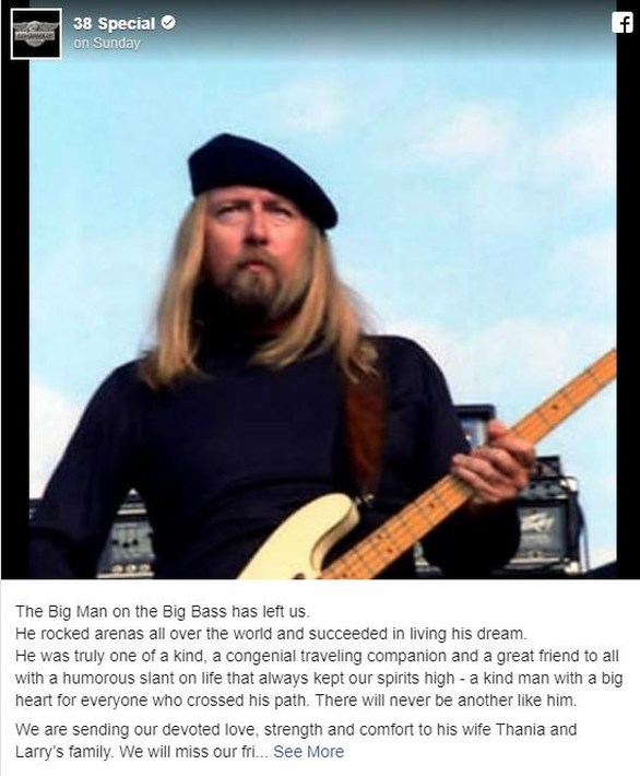 Πέθανε ιδρυτικό μέλος του συγκροτήματος Lynyrd Skynyrd