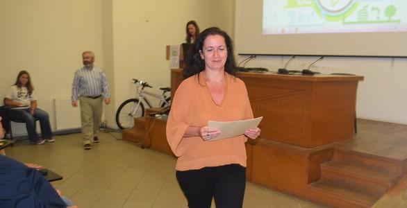 """Πάτρα: Βραβεύτηκαν οι ομάδες που συμμετείχαν στο Μαθητικό Διαγωνισμό """"Μετά-Μόρφωση"""" (φωτο)"""