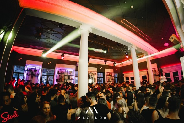 Greek night at Magenda Night Life 06-10-19