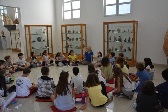 Με επιτυχία οι εκδηλώσεις της Εφορείας Αρχαιοτήτων Αιτωλοακαρνανίας και Λευκάδος (φωτο)