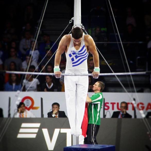 Ήρωας, αλλά άτυχος ο Πατρινός πρωταθλητής Νίκος Ηλιόπουλος στην Στουτγκάρδη