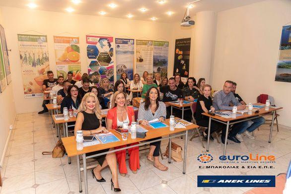 "Euroline Σταύρος Μπακολιάς: ""Η ομαδική προσπάθεια οδηγεί πάντα στα επιθυμητά αποτελέσματα"""